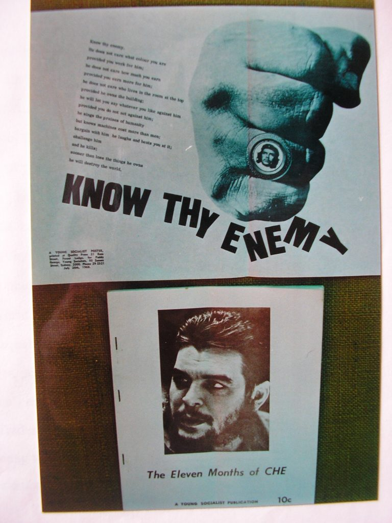 The Eleven Months Che Know Thy Enemy