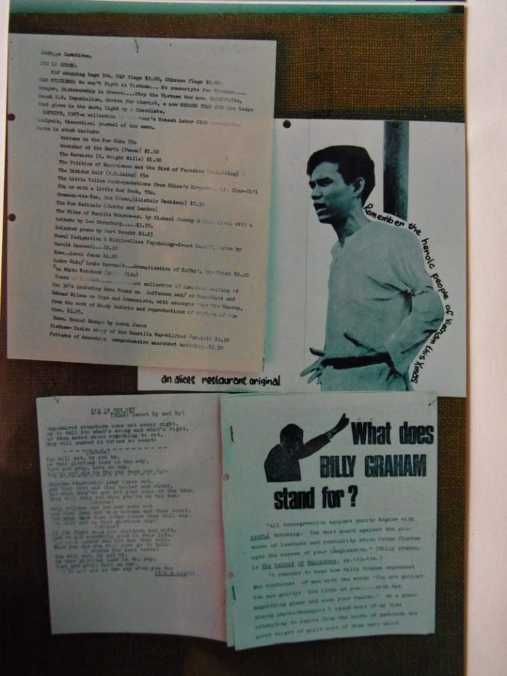 Booklists and anti-Billy Graham (March 1969)