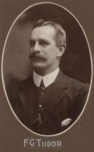 Portrait of Frank Tudor