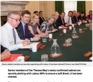The Metro 'secret plot' with Labour