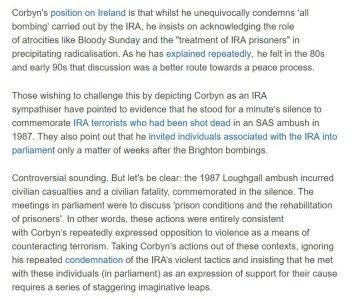 corbyn IRA loughgall