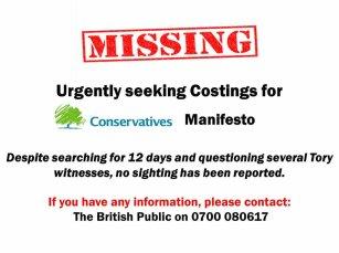 urgent con manifesto missing