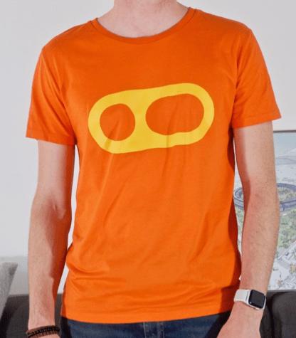 T-shirt (édition limitée Kickstarter)