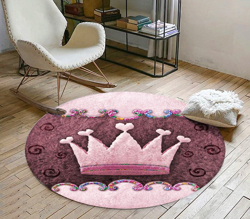 prix tapis laine personnalise chambre fille princesse reine atelier wybo