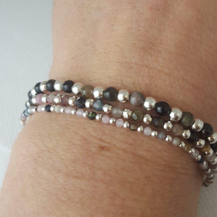 composition bracelet pierres naturelles