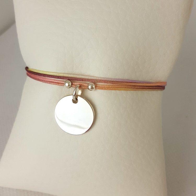 bracelet fil fille