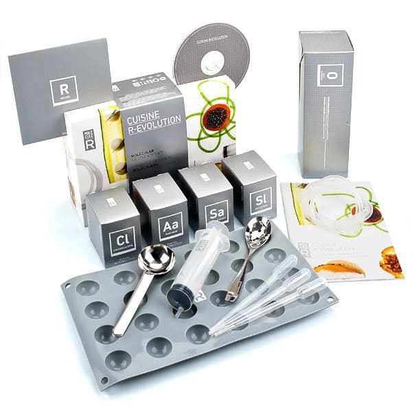 Kit cuisine moléculaire