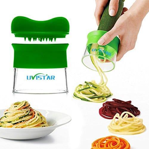 légumes spaghettis