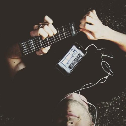 Guitare intelligente