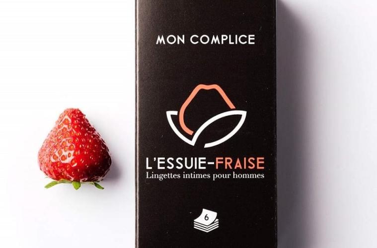 Essuie fraise