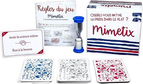 Jeu Mimetix