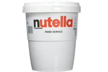Gros pot de Nutella