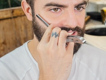 Rasoir de barbier pas cher