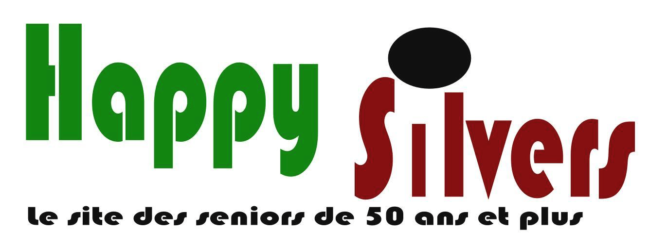 logo Happy Silvers N&B
