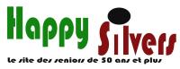 logo Happy Silvers N&B