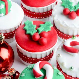 cupcake noel
