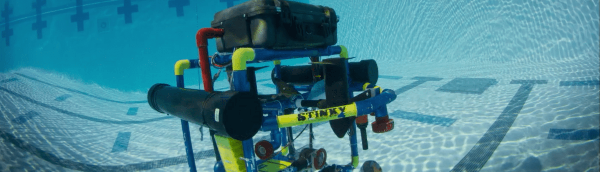 Underwater Robot Takes STEM to New Heights