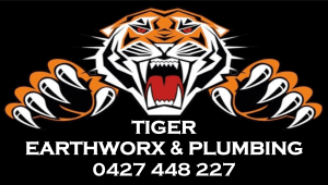 Tiger Earthworx Logo