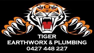 Tiger Earthworx Logo
