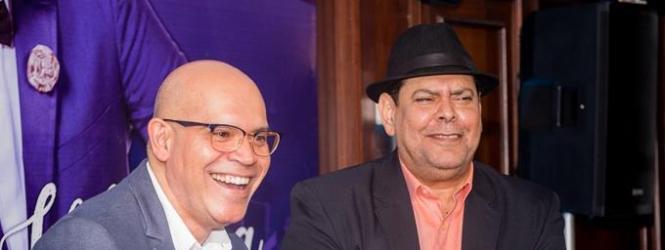 """""""Fernando Villalona Sinfónico, una marca nacional"""" al Teatro Nacional"""