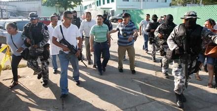 Detienen a José Ramón Díaz Uribe portada