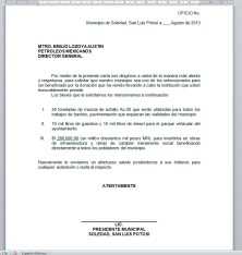 documento Pemex 5