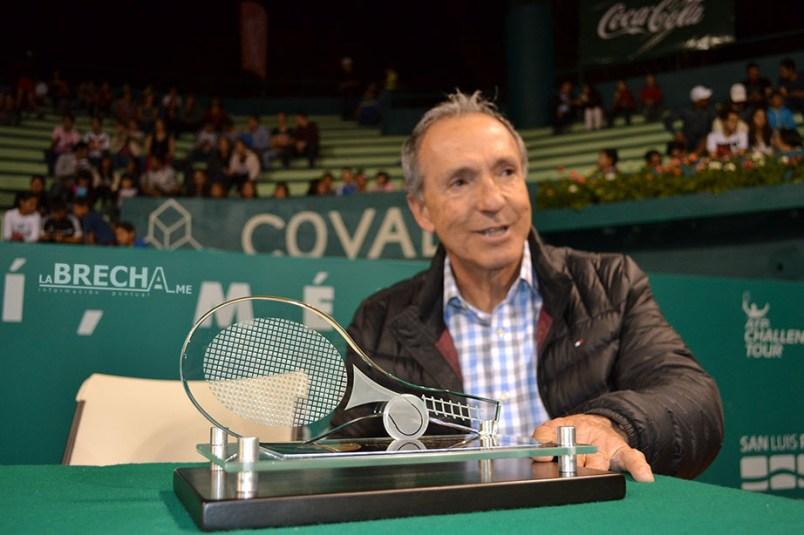 Inauguran Torneo Tenis CDP 2015-7