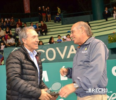 Inauguran Torneo Tenis CDP 2015-8