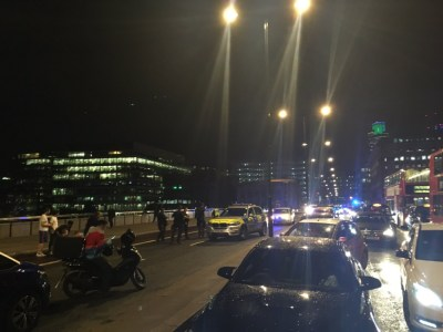 Atentado en Londres 3
