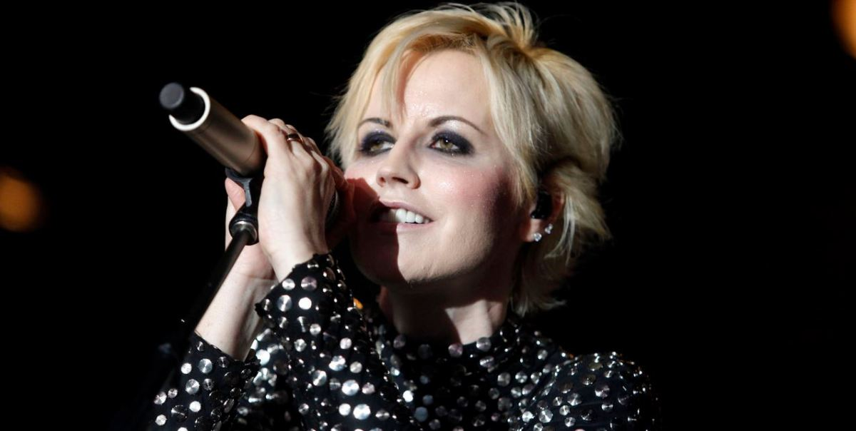 Descanse en Paz Vocalista de The Cranberries, Dolores O'Riordan