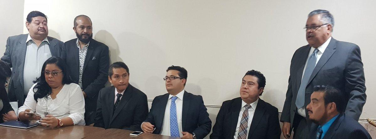 Huitzi Ortega Buscará la Presidencia de la Asociación de Abogados
