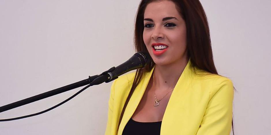 "Ruth González, Esposa del ""Pollito"" Gallardo, es Diputada Suplente en la LXI Legislatura"