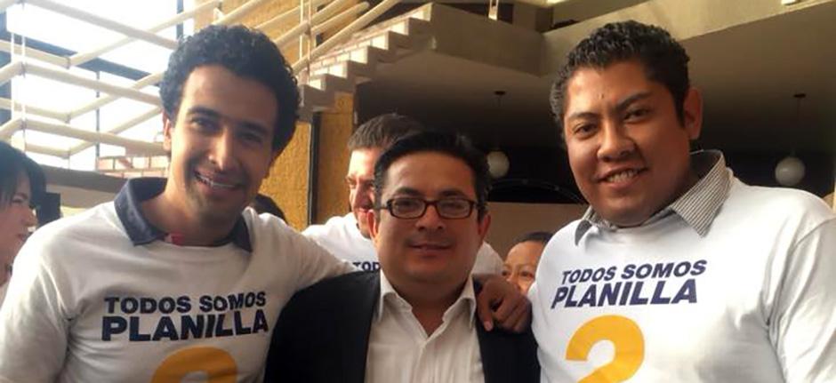 Huitzi Ortega Nuevo Presidente de la Asociación de Abogados