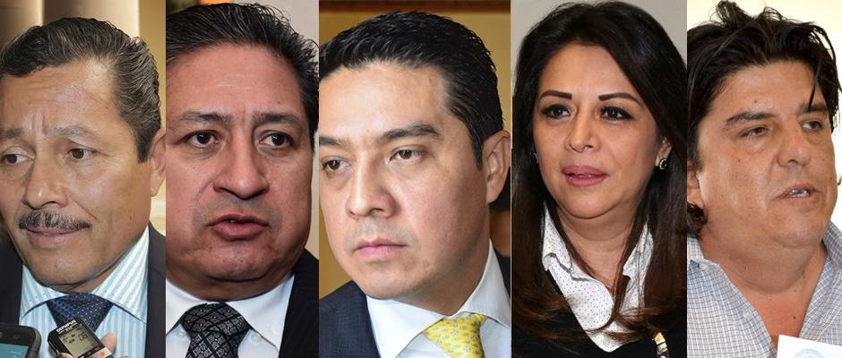 Reelección de Ricardo Gallardo y Gilberto Hernández en la Capital y Soledad