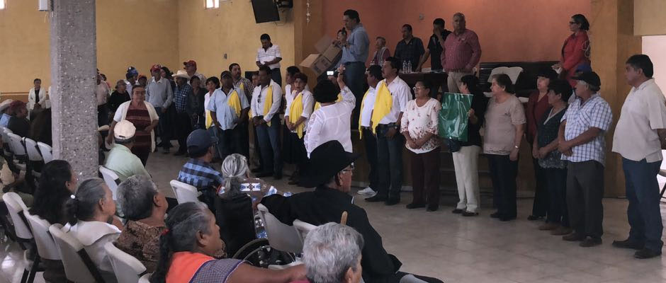 Se Fraccionan Grupos en Elección de San Juan de Guadalupe