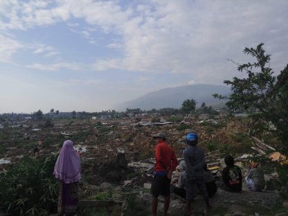 Sismo en Indonesia 2018 12