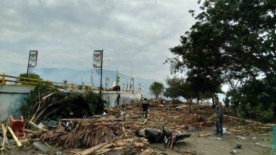 Sismo en Indonesia 2018 2