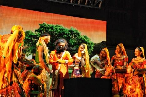 Inauguración del Festival de San Luis 2018 4