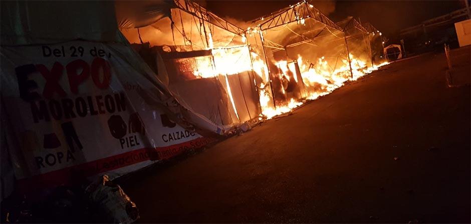 Fue Provocado el Incendio, Aseguran Afectados. PGR Interviene