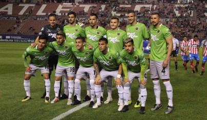 Atletico San Luis vs Bravos de Juarez-equipo