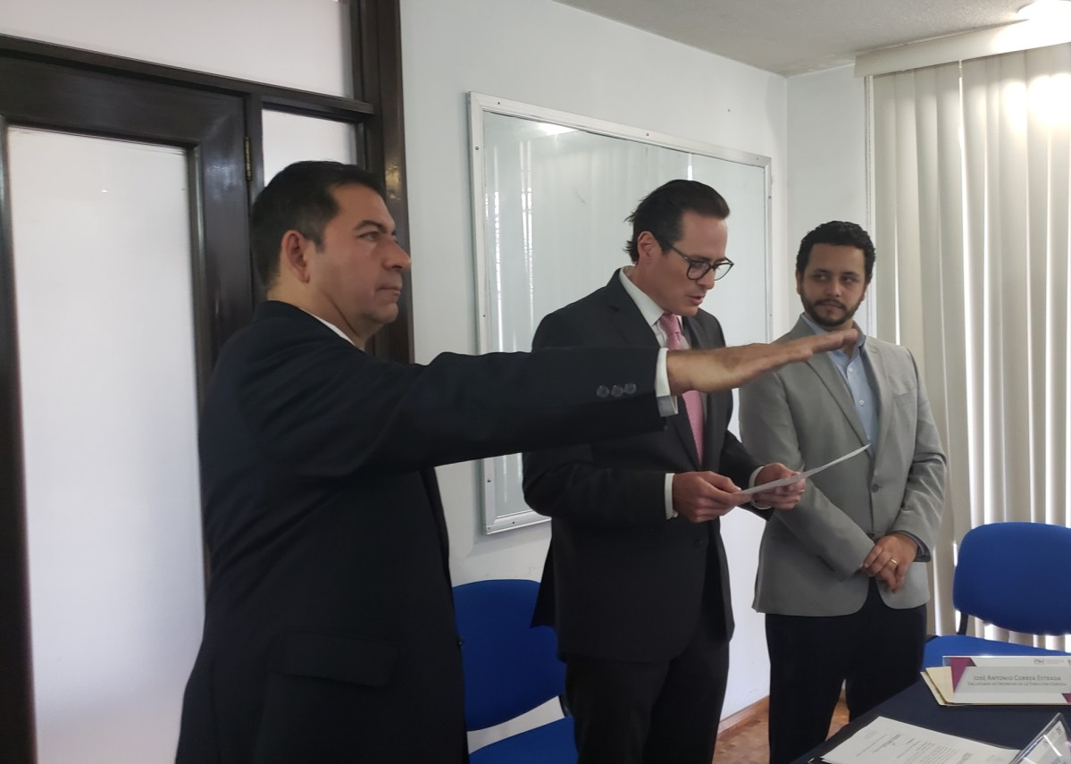 Raúl Olivares, Nuevo Director del ICAT