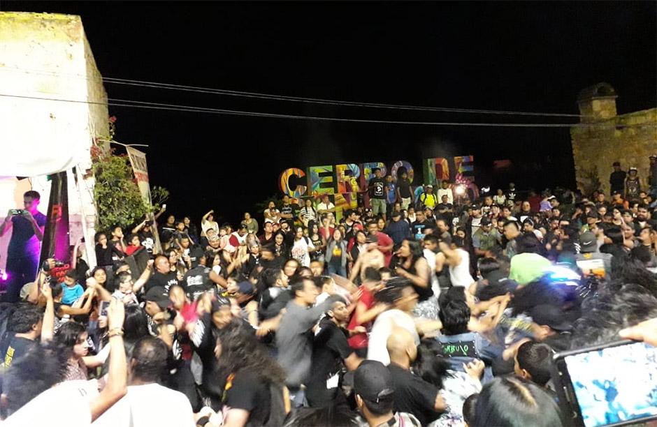 Festival Cerro de San Pedro 2019-2