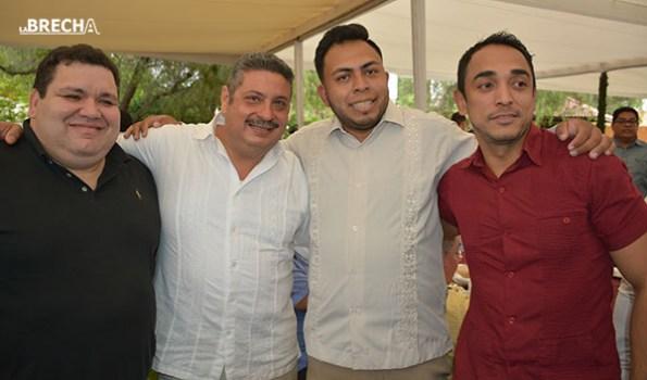 Gabino Morales Celebra 30-amigos-15