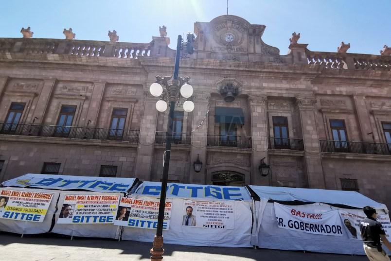 Ambulantes en Plaza de Armas 2
