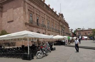 Ambulantes en Plaza de Armas 6
