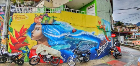 Comuna 13 Medellin 12