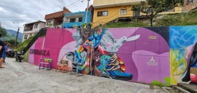 Comuna 13 Medellin 7