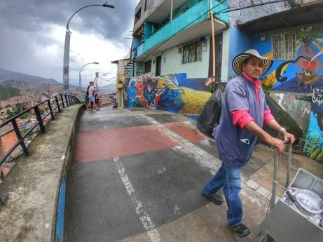Comuna 13 Medellin 6
