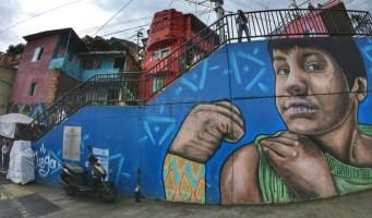Comuna 13 Medellin 5