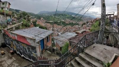 Comuna 13 Medellin 11